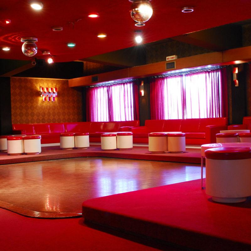 Discoteca do Hotel com vista Lagoa