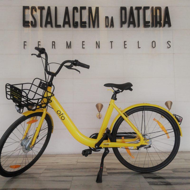 Bicicleta para Aluguer