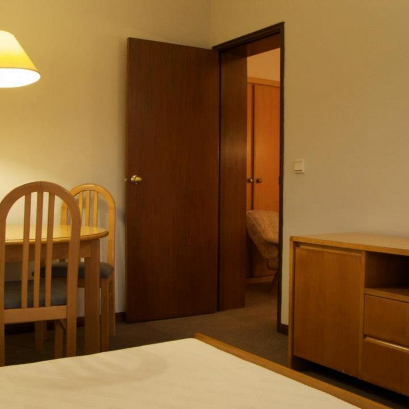 Suite Famliar vista Campo - 2º Compartimento