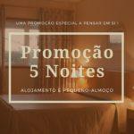 Imagem Promocional da Promoção de 3 Noites